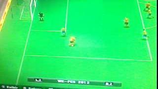Awesome goal in PES Winning Eleven Bomba Patch Brazucas Parazão view on youtube.com tube online.
