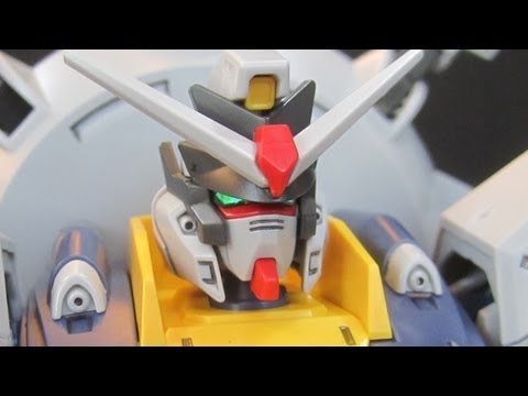 1/100 Providence Gundam (Part 1: Unbox) Gundam Seed gunpla model review