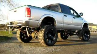 500HP 2005 DODGE RAM START UP