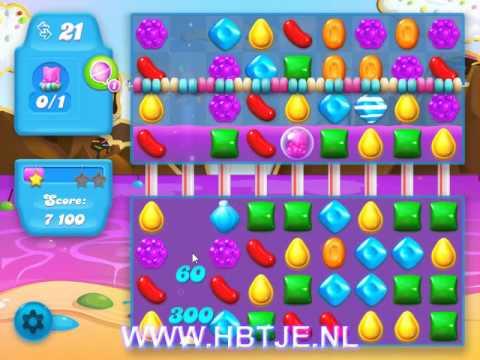 Candy Crush Soda Saga level 24 New