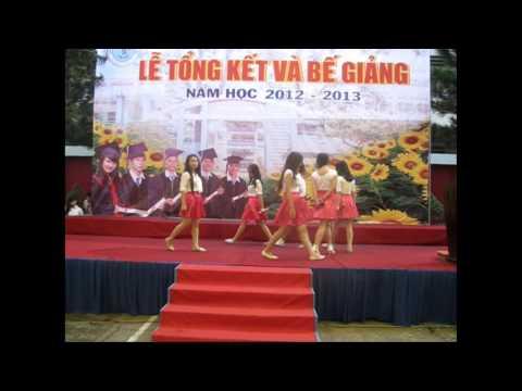 Đoàn Trường THPT Trần Phú - Bay lên nhé nụ cười