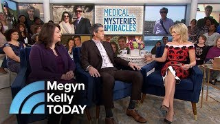 Man Notices Something Strange About His Body, Doctors Discover 30-Pound Tumor | Megyn Kelly TODAY