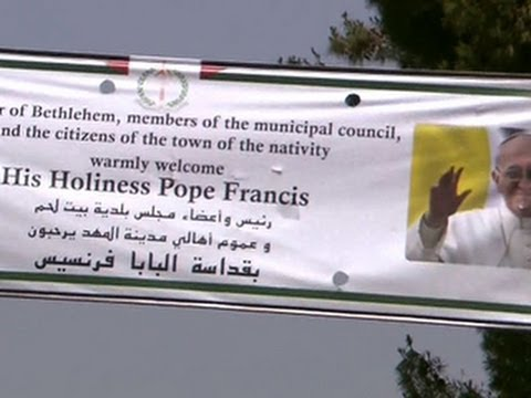 Holy Land pilgrimage: Pope Francis prepares for first Middle East visit