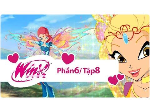 Winx Công chúa phép thuật - phần 6 tập 8 - [trọn bộ]