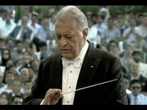 Bullets to Beethoven - Zubin Mehta's concert in Kashmir