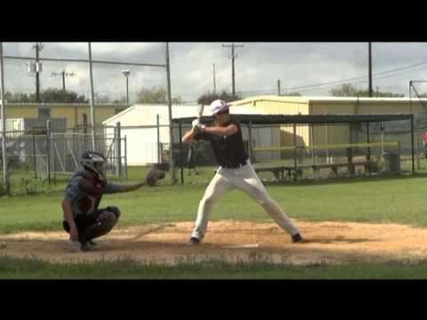 Grant Martin - 2013 Summer Select Footage w/ Hitting Mechanics & 2012 Mechanics