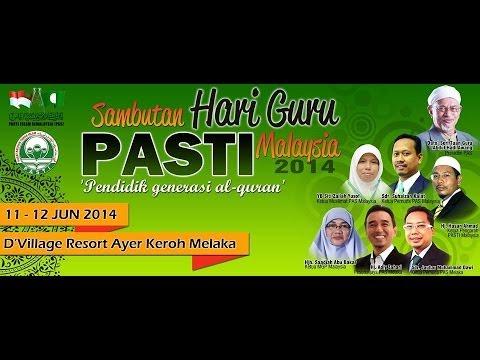 SAMBUTAN HARI GURU PASTI MALAYSIA 2014