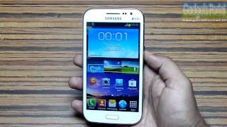 Samsung Galaxy GRAND QUATTRO / Galaxy WIN Unboxing & Hands