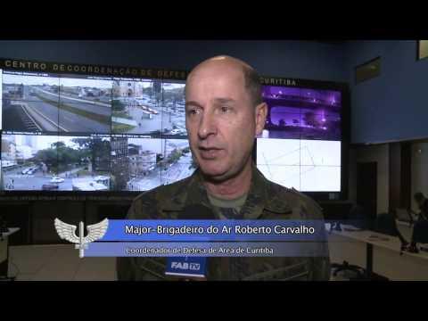 Copa do Mundo: Operação Araucária da FAB reúne 3 mil militares em Curitiba