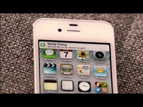 GLaDOS пробралась в iphone 4S