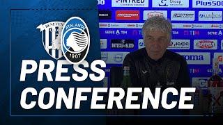 17ª #SerieATIM | Benevento-Atalanta | La conferenza stampa di Gian Piero Gasperini