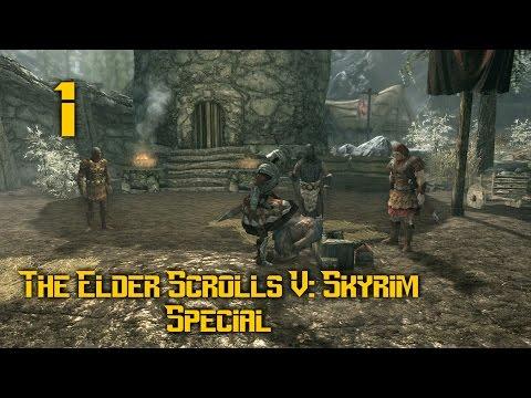The Elder Scrolls V: Skyrim Special Edition Gameplay en Español #1