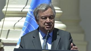 تقرير الأمم المتحدة حول الصحراء