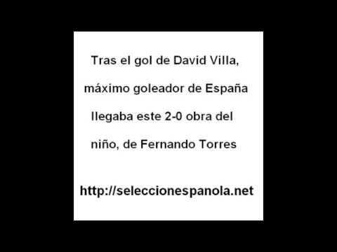 Gol de Torres España vs Australia Mundial de Brasil 2014 2-0