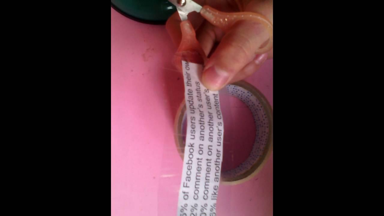 как делать шпаргалки на браслете
