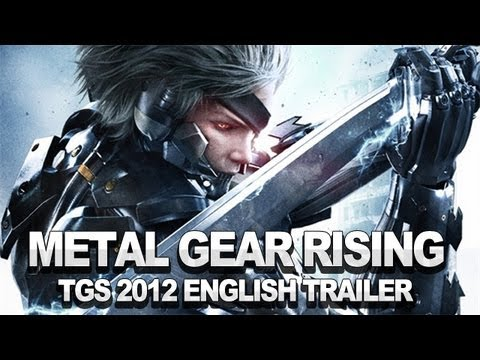 Metal Gear Rising: Revengeance Story Trailer - English Version - TGS 2012