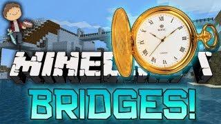 Minecraft: Bridges RAGE Mini-Game w/Mitch & Friends!