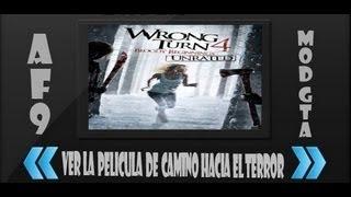 Como Ver La Pelicula De Camino Hacia El Terror 4 (En Español)