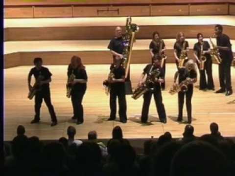 Bohemian Rhapsody – National Saxophone Choir