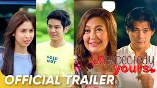 Official Trailer   'Unexpectedly Yours'   Sharon Cuneta Robin Padilla Julia Barretto Joshua Garcia