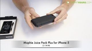 Mophie Juice Pack Plus For IPhone 5S And IPhone 5 Review
