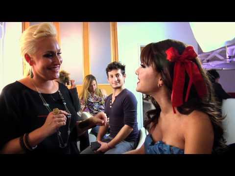 Ariana Grande as Dorothy for 'Viva Glitter Viva Glamour'