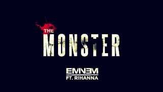 Eminem The Monster Ft Rihanna Lyrics