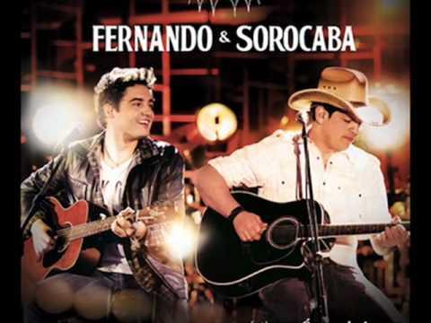 ( Nova ) - Fernando e Sorocaba - AVerdade - Acústico 2 - Ópera de Arame
