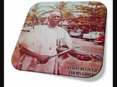 YUSUF OLATUNJI  - Oba Alake Of Egbaland.