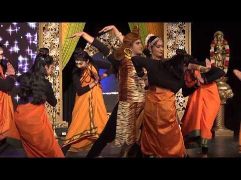 TAMA Sankranthi Sambharalu 2020 : Nataraja Natyanjali Kuchipudi Dance Academy