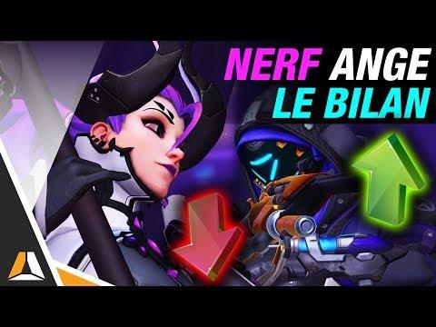Le Up Ana & et le Nerf de Ange : Analyse et bilan du patch Moira