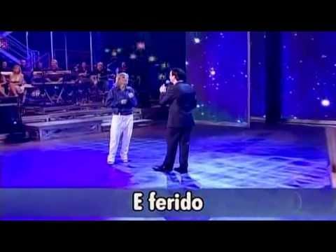 Pra. Ludmila Ferber & Pe. Fábio de Melo cantando juntos no Domingão do Faustão!