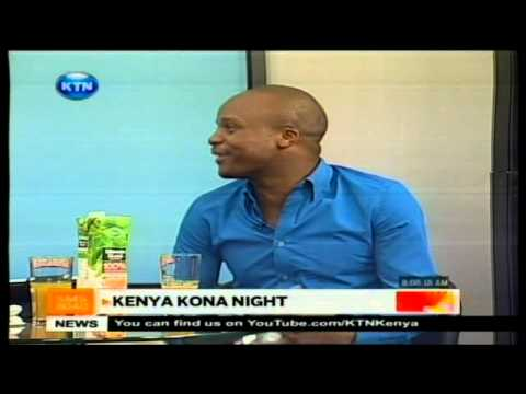Jalang'o speaks about Kenya Kona comedy show in Mombasa