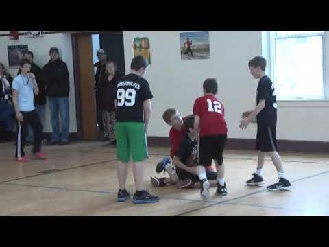 Champlain-Rouses Point - Chazy 5&6 Boys 1-25-14