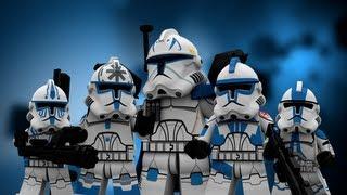 LEGO Star Wars 501st Umbara Clone Series Highlight