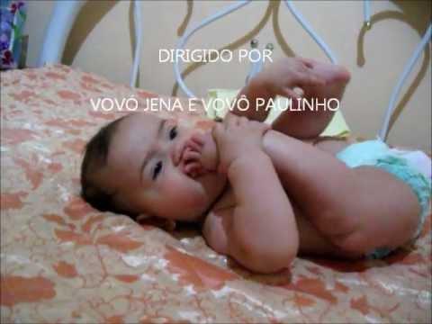 Aline barros, Bebê Querido(Luana Vitória)