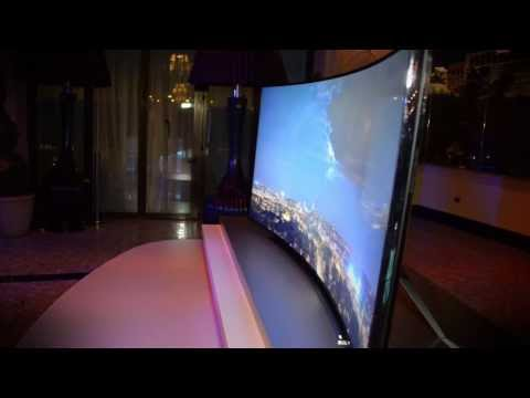 Samsung VP Joe Stinziano discusses the company's Ultra HD game plan at CES 2014
