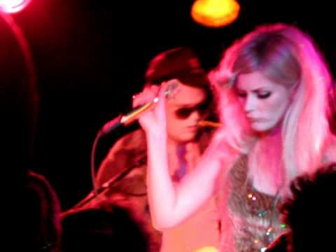 The Asteroids Galaxy Tour 10/1/11 Jillians Albany, NY ( Bad Fever )