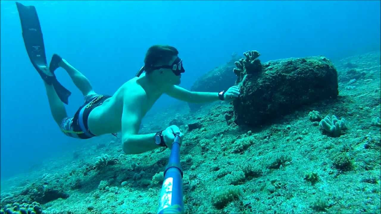 Crystal Clear 3rd Clearest Ocean In The World Youtube