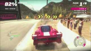 Forza Horizon Online Multiplayer Race