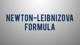 Newton-Leibnizova formula