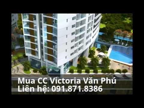 Chung Cu Victoria Van Phu | Bán Chung Cư Victoria Văn Phú