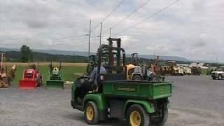 John Deere 2030 4x4 Pro Gator Diesel