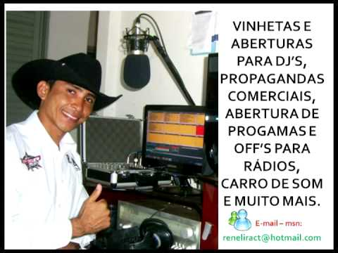 RENE LIRA. LOCUTOR, RODEIO, RADIO, SERTANEJO, VINHETAS, DJ, MUSICAS...mpg