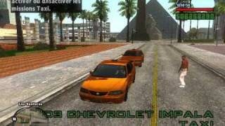 GTA San Andreas Need For Speed Gameplay