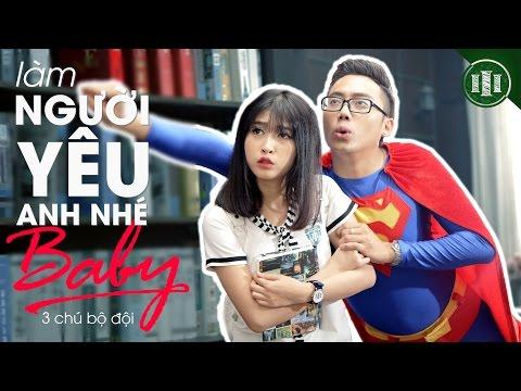 [OST 02] Làm Người Yêu Anh Nhé Baby | Parody by PHIM CẤP 3 - Ginô Tống | Nhạc trẻ mới hay tuyển chọn