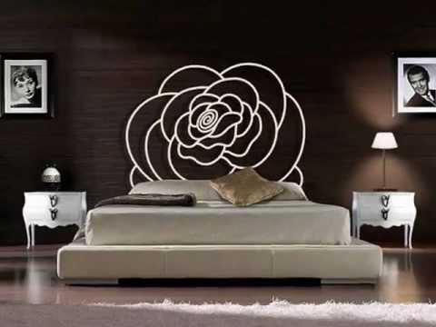 Decoracion Dormitorios : Cabeceros con Diseños inspirados en la naturalez