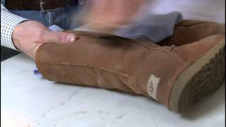 DIY: How To Clean Ugg Boots At Home. Easy Cleaning Advice