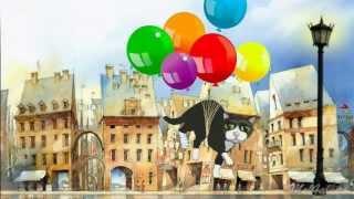 Детские песни - Удивительная кошка
