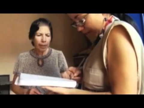 Pareja en Guatemala se asusta con agujero en su casa   Videos de Noticias   TerraTV